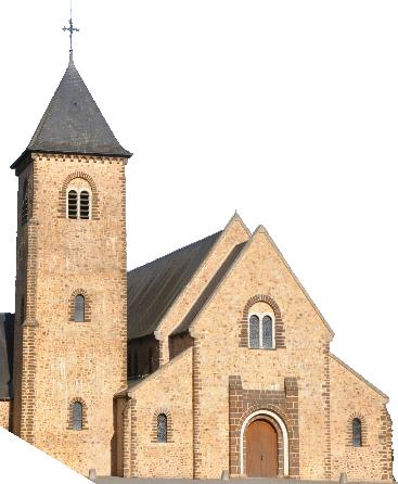 Bazougers La Cotellerie (LAVAL 53) – TOUT PUBLIC – Les chemins du pardon